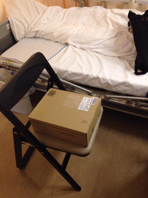 病院で郵便と宅配便の受取は可能!独り身で入院しているあなたへ。